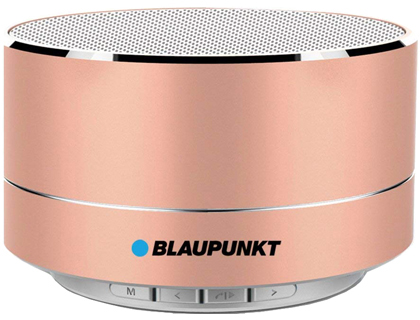 Altavoz Blaupunkt portatil mini bluetooth potencia de salida 5w color 55BLP3100-191