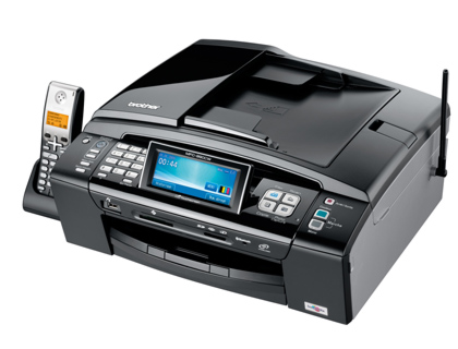 Equipo multifuncion Brother MFC990c 27 22ppm cl ne, usb 2 MFC-990CW-POR