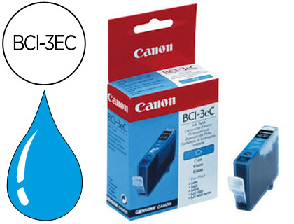 Ink-jet Canon bci-3ec orig bjc 3000 6x00 s400 450 500 4480A002AA