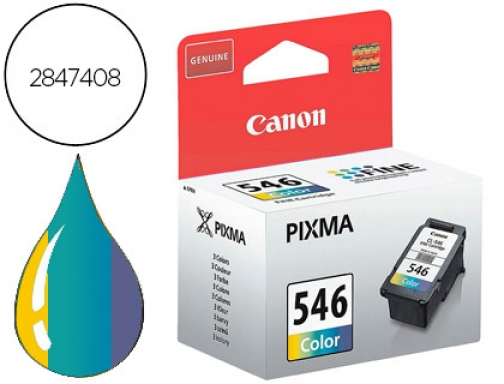 Ink-jet Canon cl-546 color mg 2450 2550 8289B001