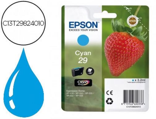 Ink-jet Epson home 29 t2982 xp435 330 335 332 430 C13T29824012