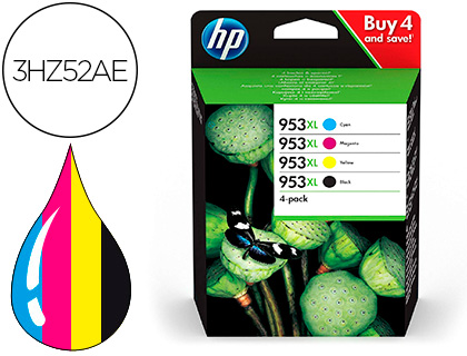 Ink-jet Hp 953xl Officejet pro 7730 7720 7740 8210 8730 3HZ52AEBL