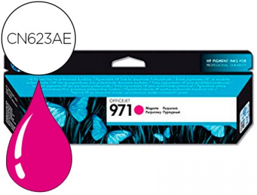 Ink-jet Hp 971 Officejet pro x451 x551 x476 x576 magenta CN623AE