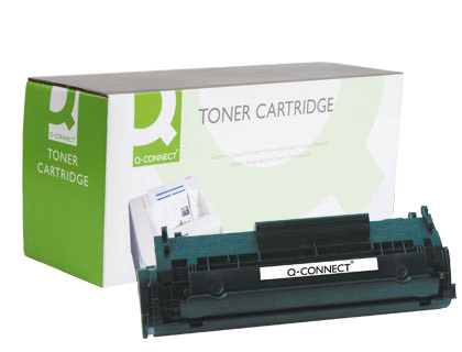Toner Q-connect compatible canon FX-10 -3.000pag- KF05089
