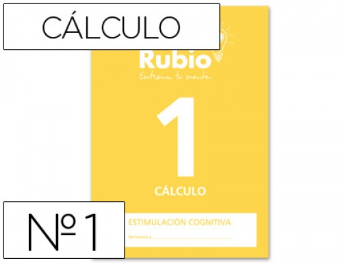 Rubio 49965 Cuaderno