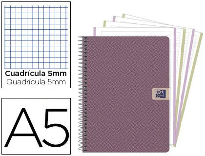 277e8bb771 Cuaderno espiral Oxford tapa extradura european book 4 nature Din 400101724