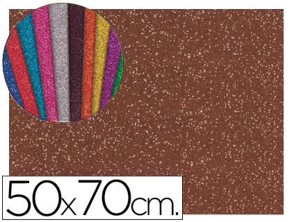 6ed6fed31b1 Goma eva con purpurina Liderpapel 50x70cm 60g m2 espesor 2 79306 ...