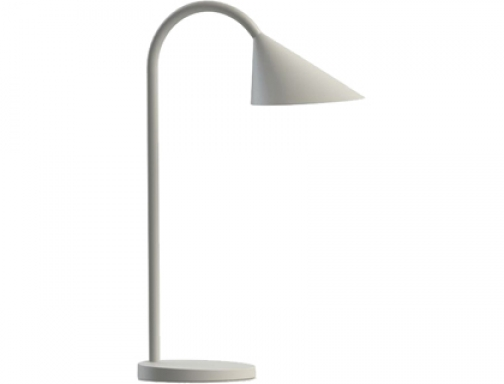Lampara de escritorio Unilux sol led 4w brazo flexible abs 400077404