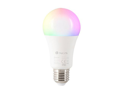 Bombilla Ngs smart wifi led bulb gleam 727c halogena colores GLEAM727C