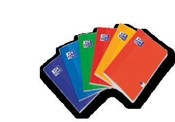 Cuadernos y libretas escolares